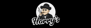 Harry's Casino Logo Black